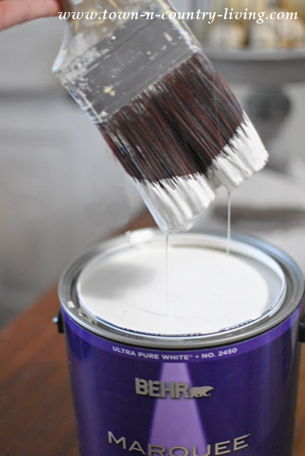 How to Paint a Desk with BEHR MARQUEE Interior Paint and Primer