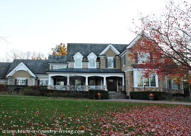 Take a Walking Tour of Homes in Geneva, Illinois