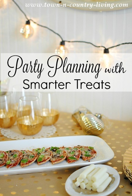 Holiday Party Planning with Smarter Treats