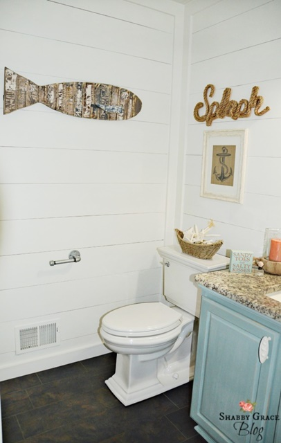 Charming Home Tour Shabby Grace Blog Town Amp Country Living