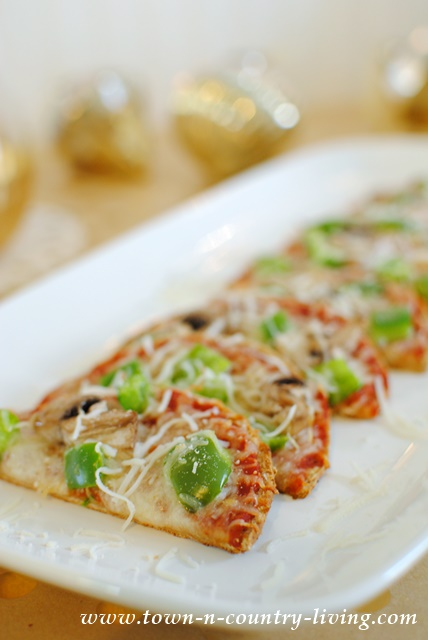 Weight Watchers Pizza Appetizers